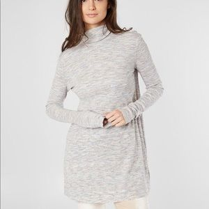 NWT Free People Stone Cold Turtleneck Top Large